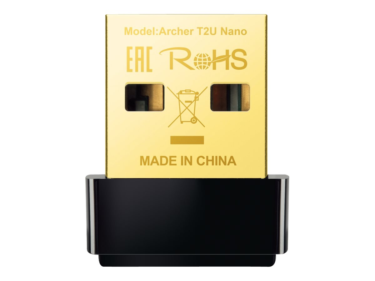 TP-Link Archer T2U Nano - network adapter - USB 2.0