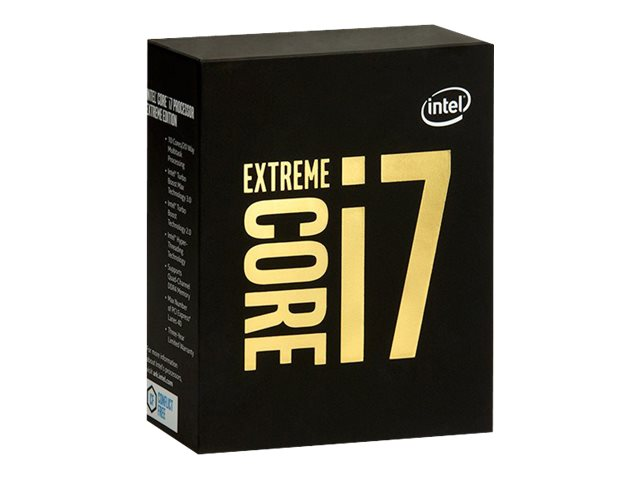 Intel Core i7 Extreme Edition 5960X / 3 GHz processor