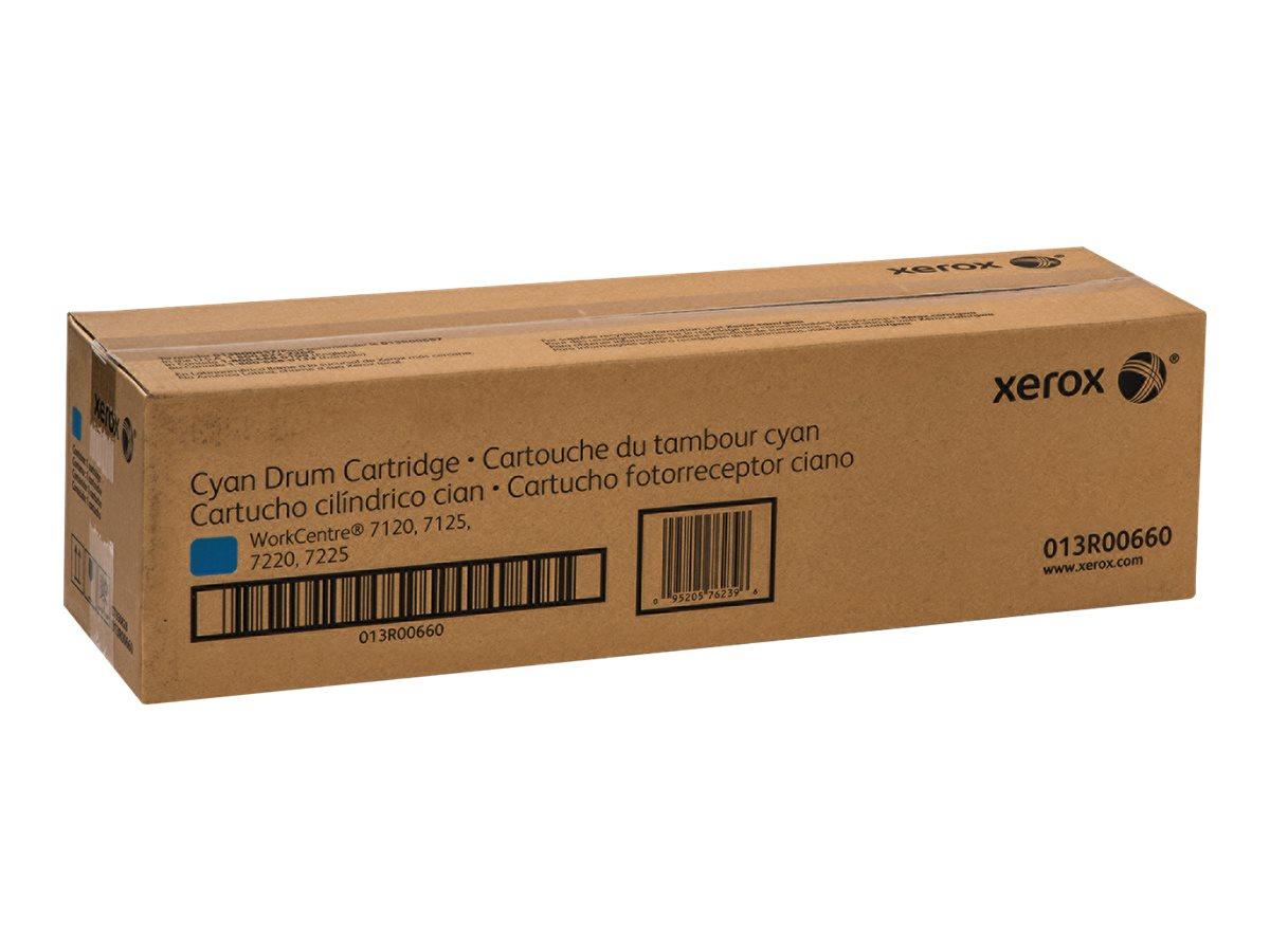 Xerox WorkCentre 7220i/7225i - cyan - original - drum kit