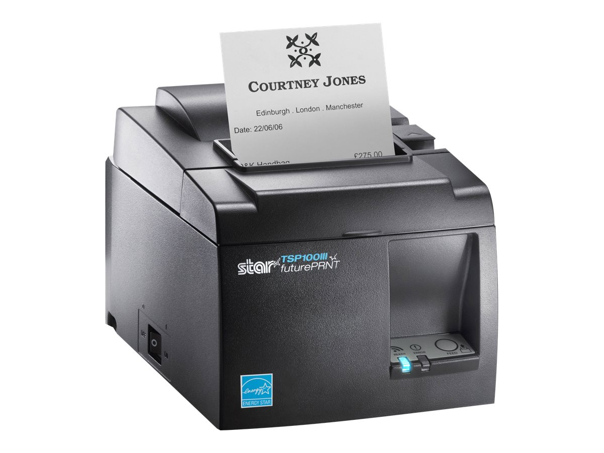 Star TSP143IIIW - receipt printer - two-color (monochrome) - direct thermal