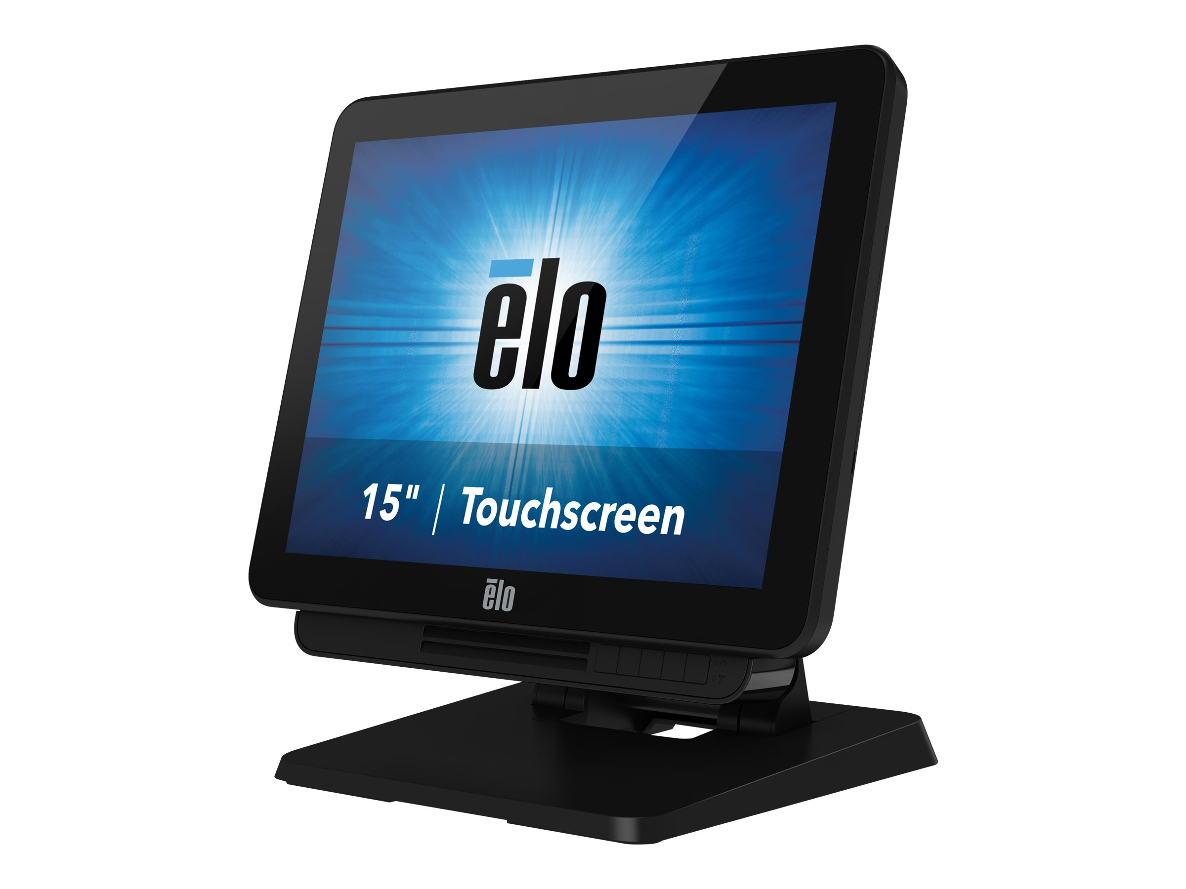 Elo X-Series Touchcomputer ESY15X5 - all-in-one - Core i5 6500TE - 4 GB - SSD 128 GB - LED 15