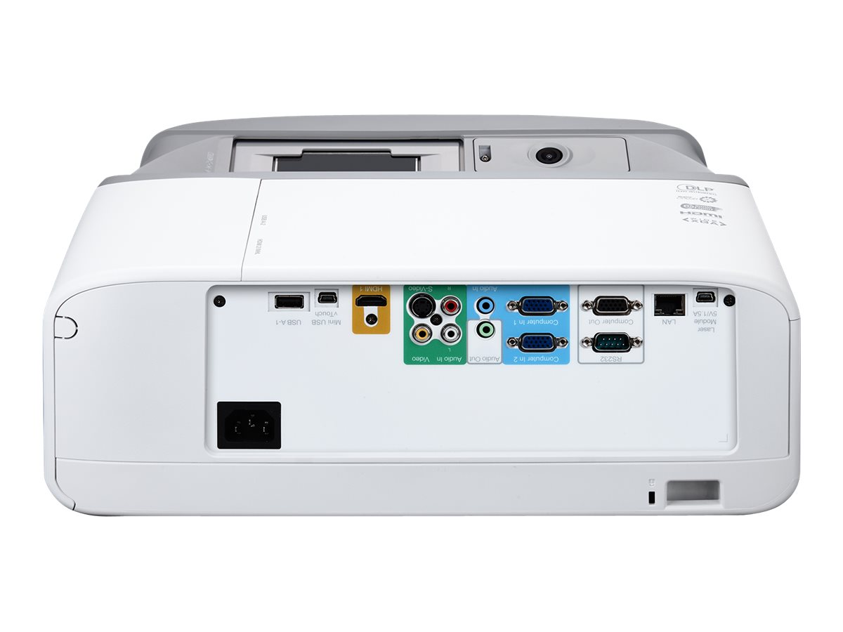 ViewSonic PS750W - DLP projector - ultra short-throw