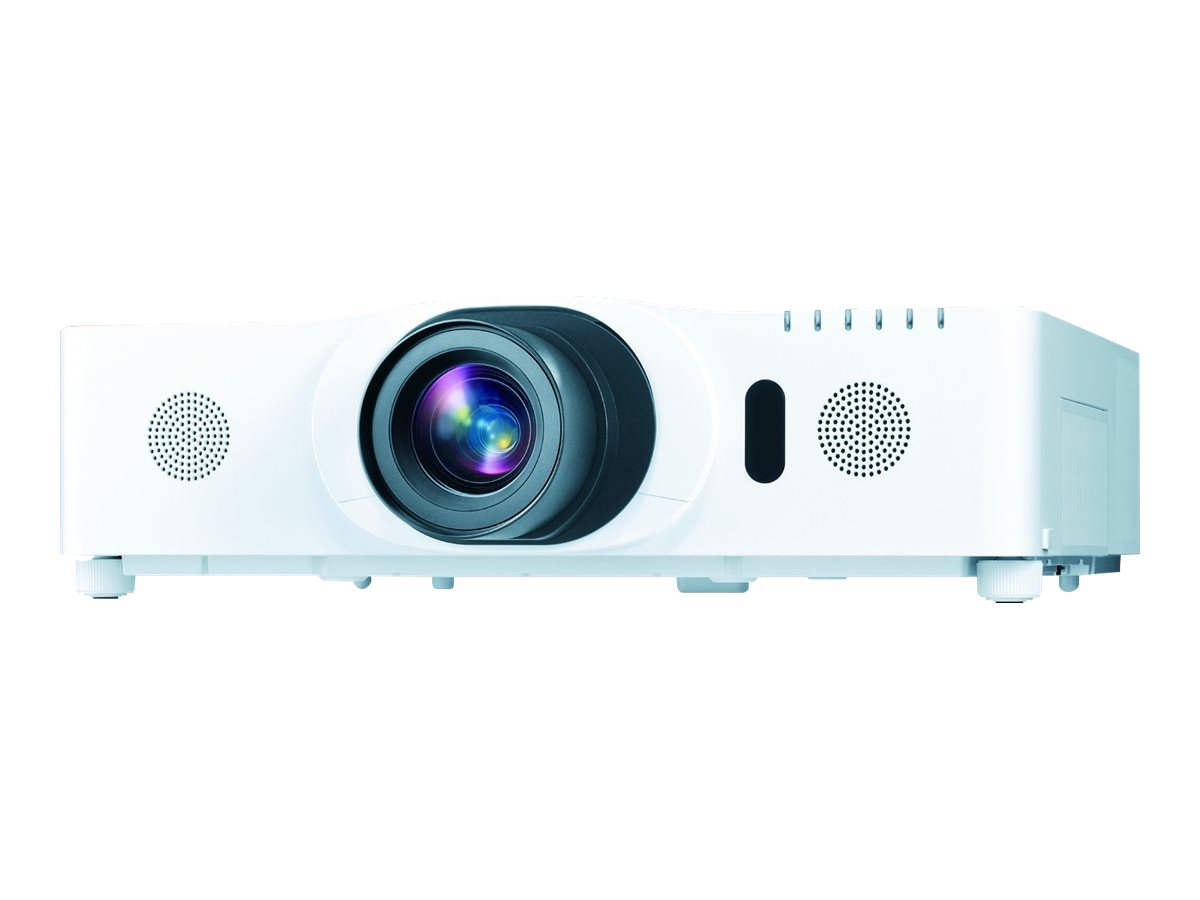 Maxell MC-WU8461 - 3LCD projector - standard lens - LAN