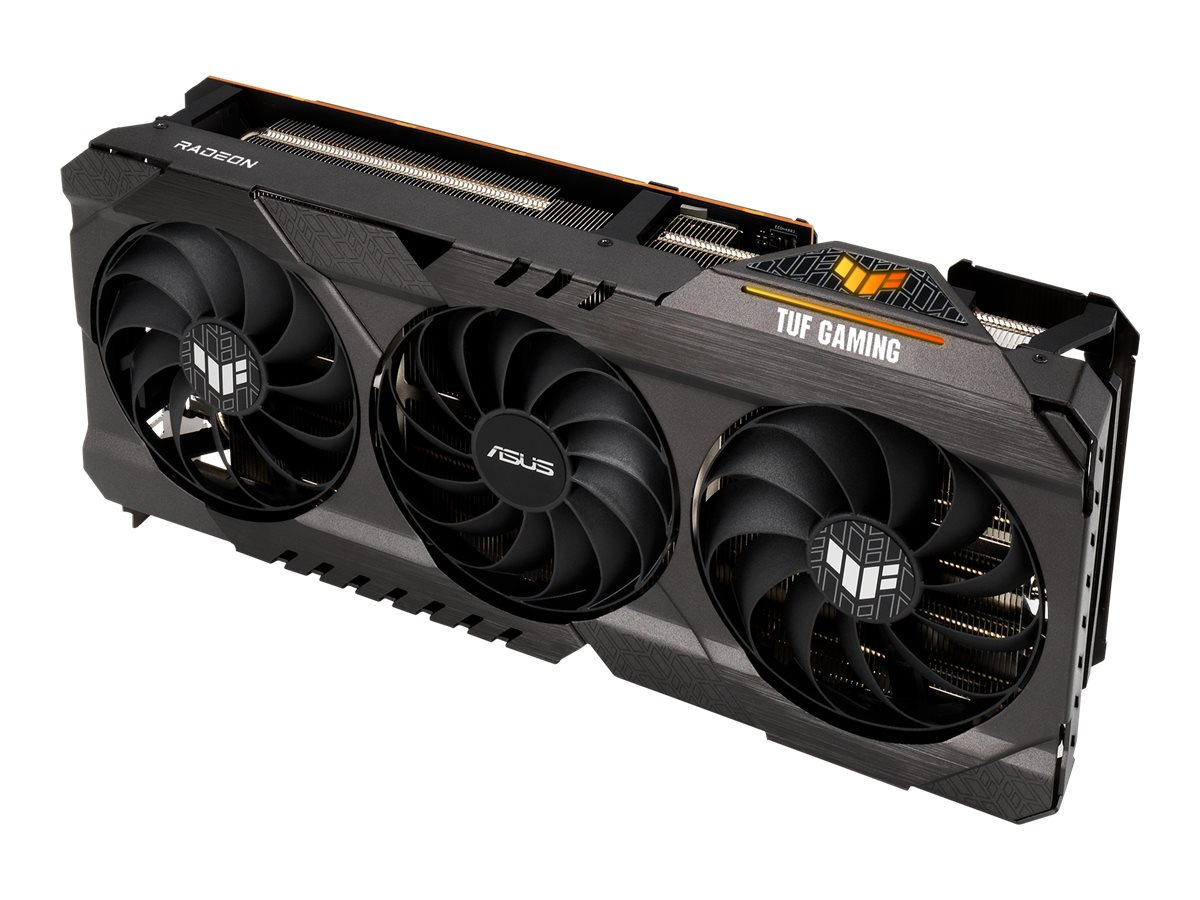 ASUS TUF-RX6900XT-O16G-GAMING - graphics card - Radeon RX 6900 XT - 16 GB