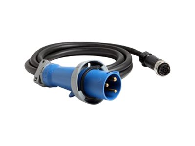 Lenovo power cable - IEC 60309 63A to Souriau UTG - 14 ft