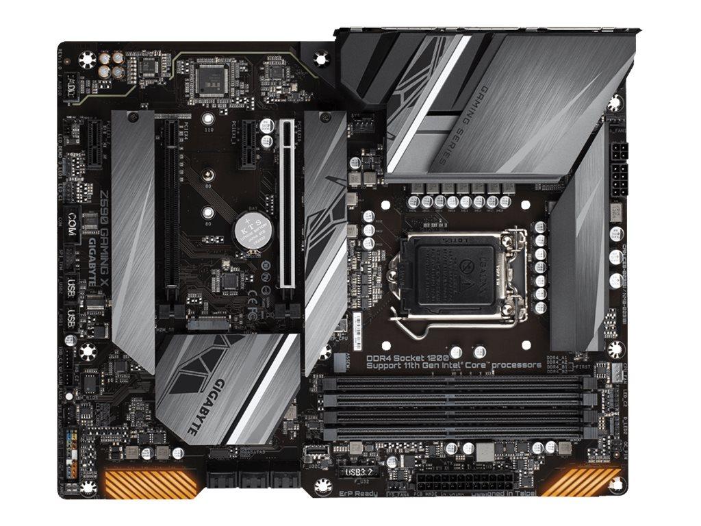 Gigabyte Z590 GAMING X - 1.0 - motherboard - ATX - LGA1200 Socket - Z590
