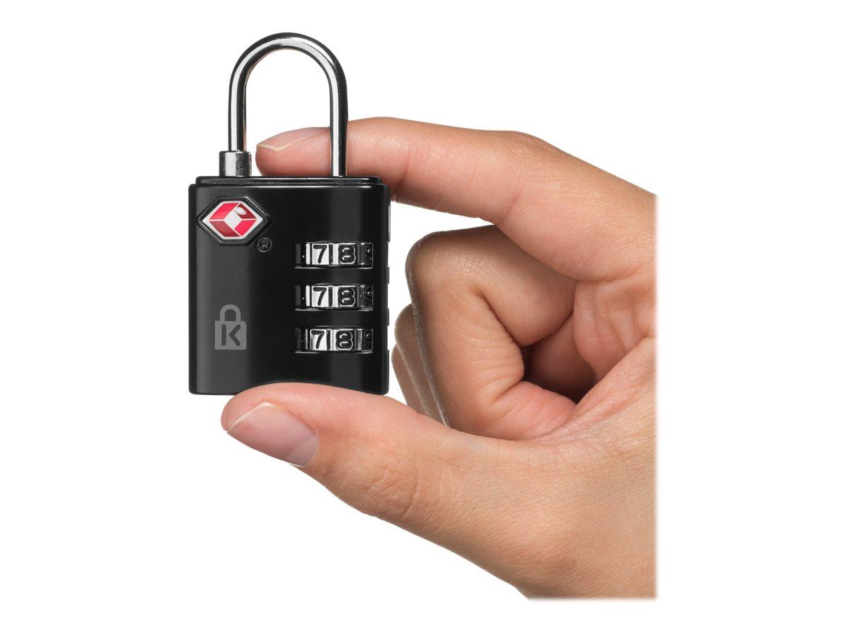 Kensington TSA Accepted 3-Dial security lock