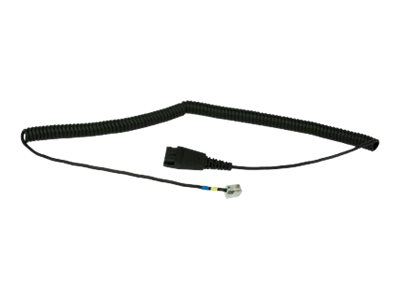 Jabra headset cable