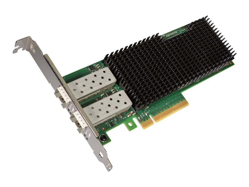 Intel XXV710-DA2 - network adapter - PCIe 3.0 x8 - 25 Gigabit SFP28 x 2