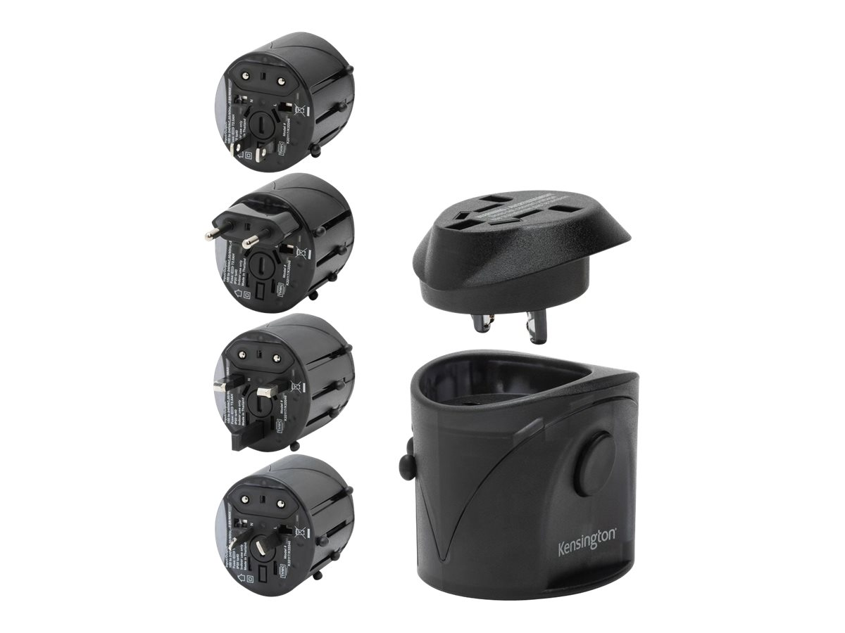 Kensington Travel Plug Adapter - power adapter