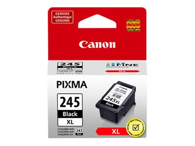 Canon PG-245 XL - XL - pigmented black - original - ink cartridge