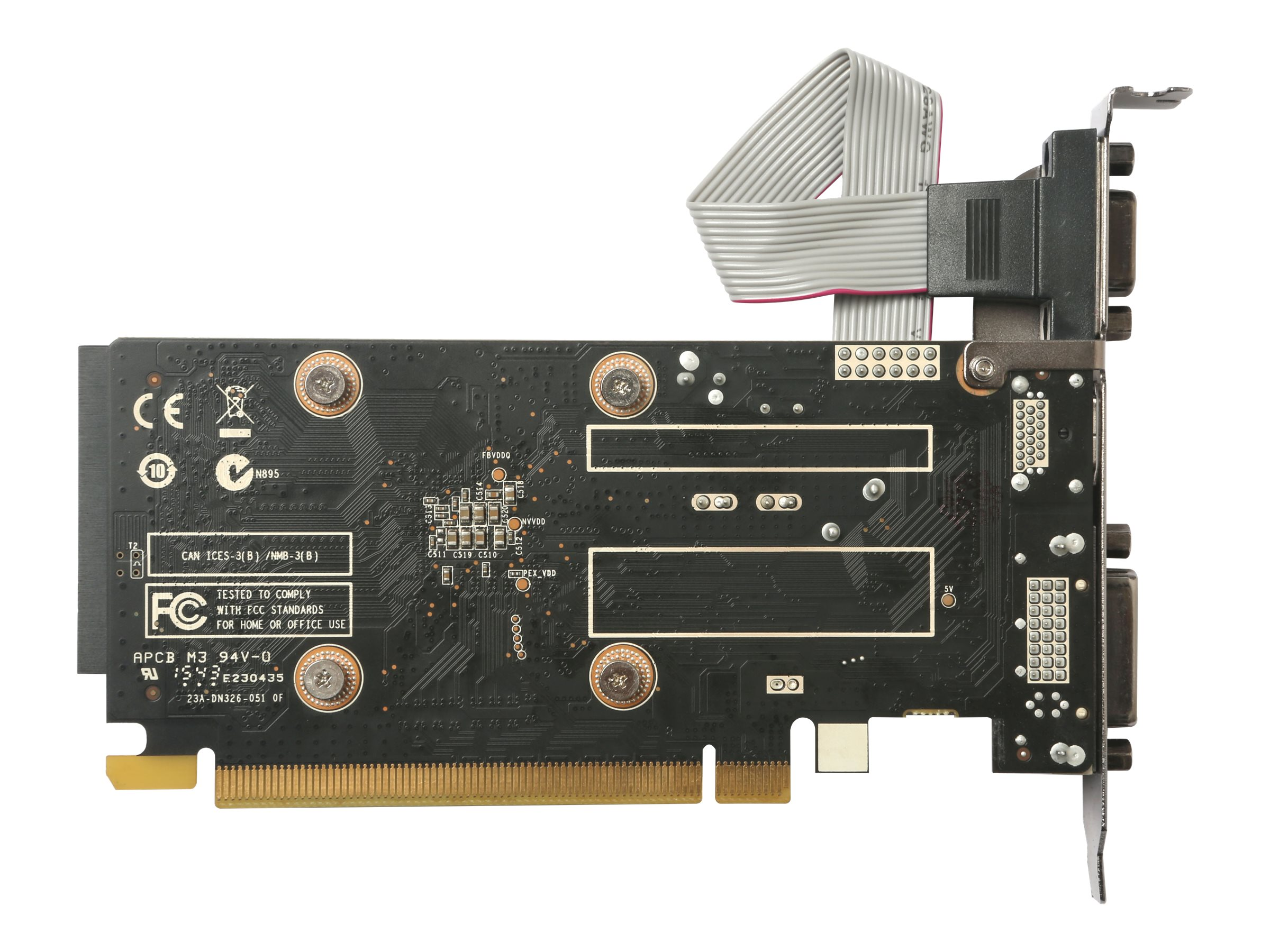 ZOTAC GeForce GT 710 - graphics card - GF GT 710 - 2 GB