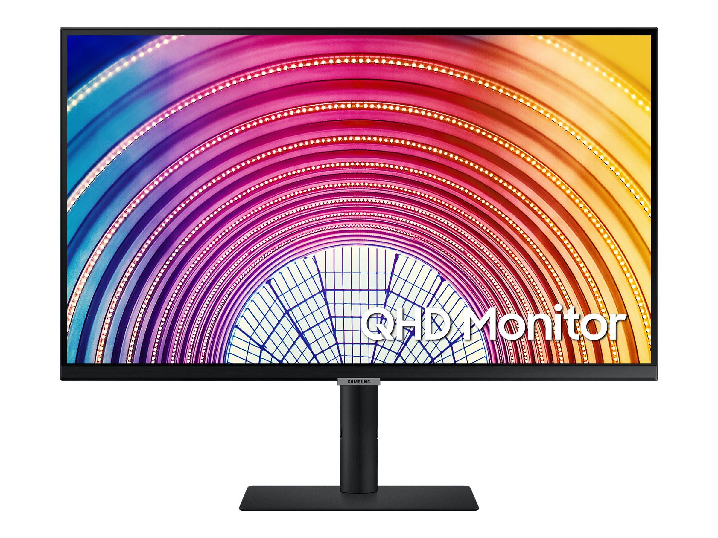 Samsung S27A600NWN - S60A Series - LED monitor - Q...