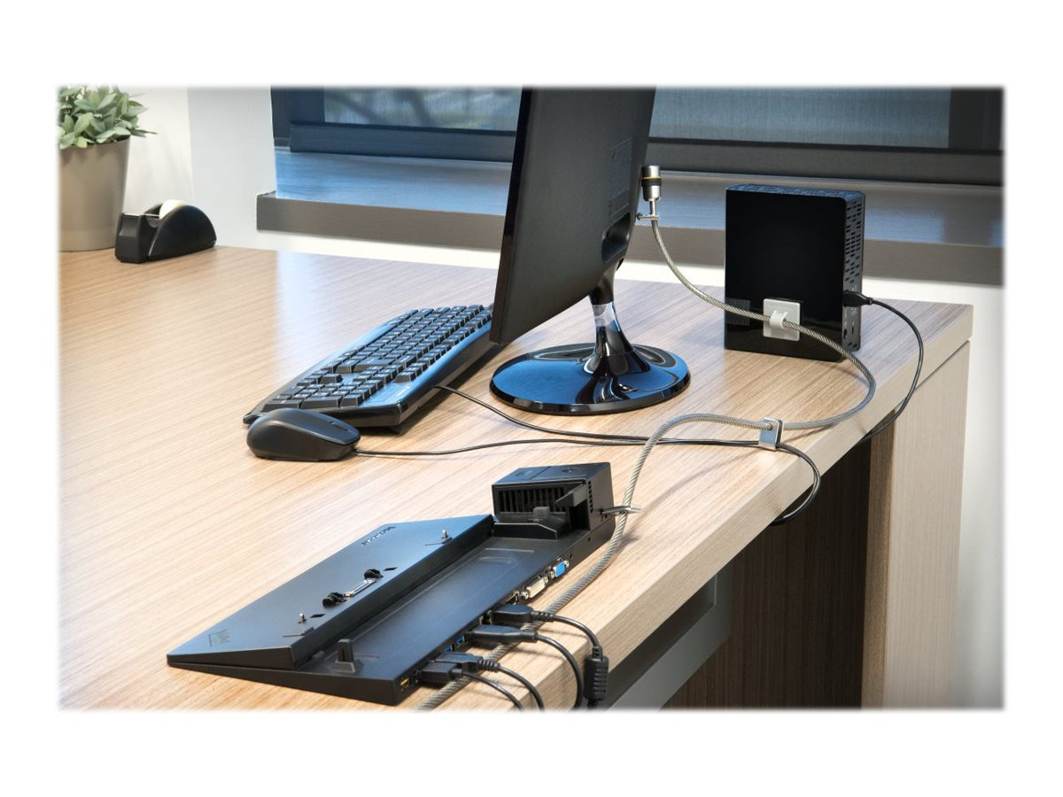 Kensington Desktop and Peripherals Locking Kit system security kit