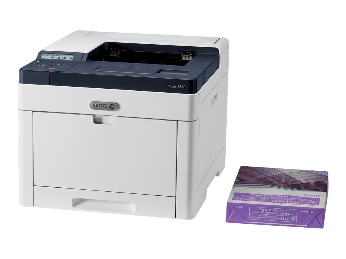 Xerox Phaser 6510DN - printer - color - laser