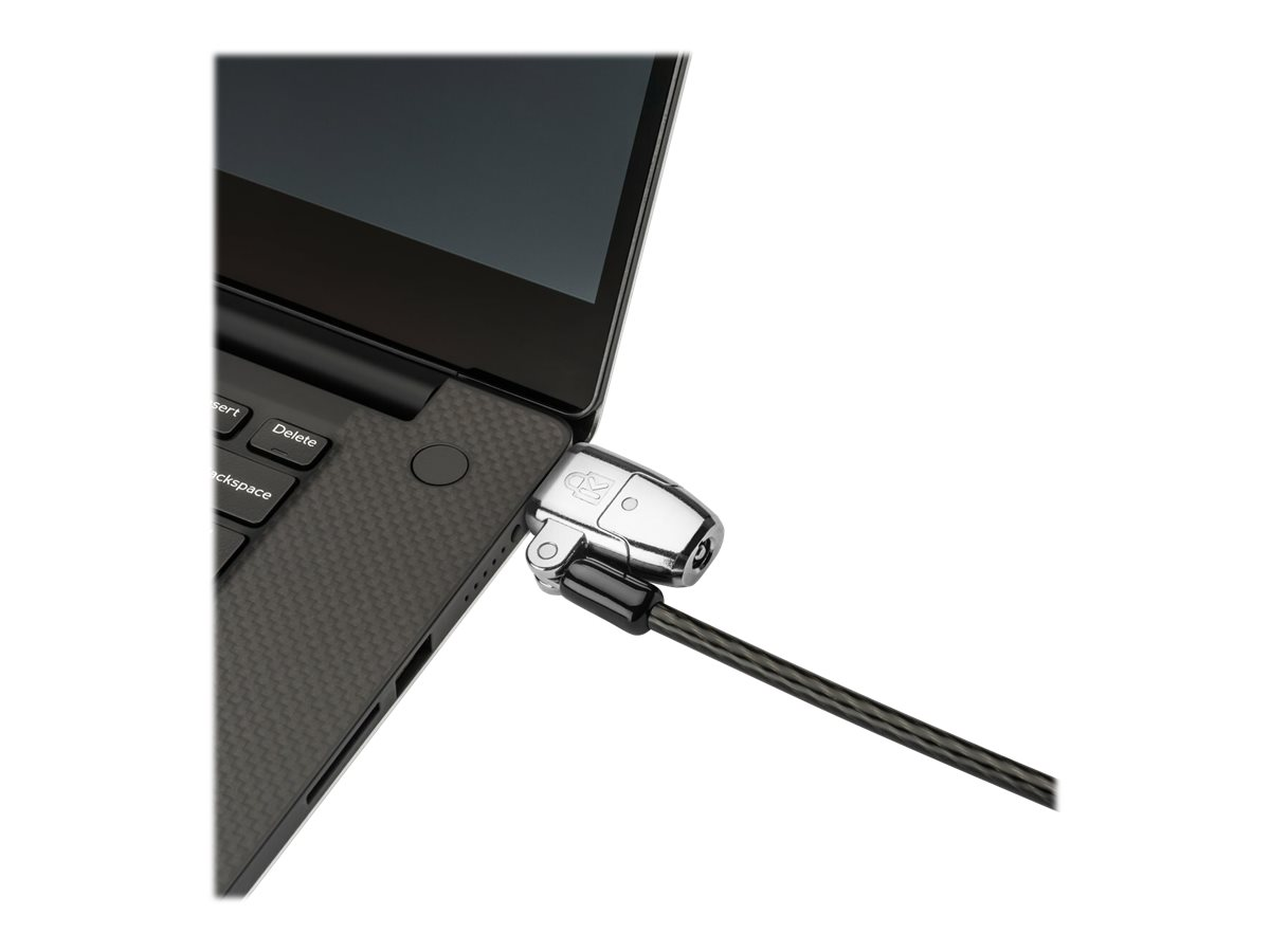 Kensington ClickSafe 2.0 Universal Keyed Laptop Lock security cable lock