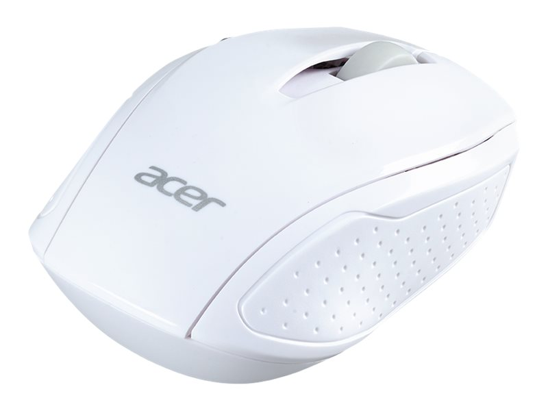 Acer M501 - mouse - 2.4 GHz - white