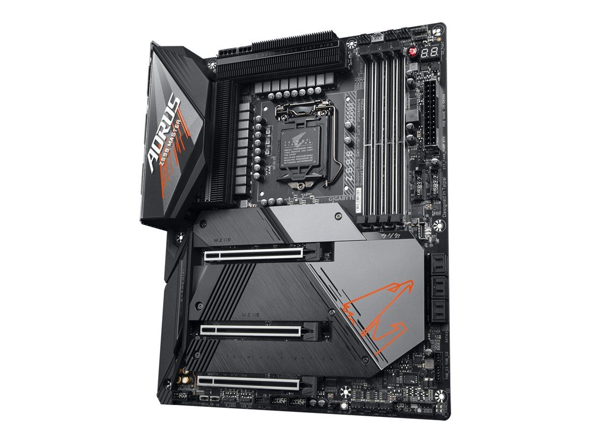 Gigabyte Z590 AORUS MASTER - 1.0 - motherboard - ATX - LGA1200 Socket - Z590