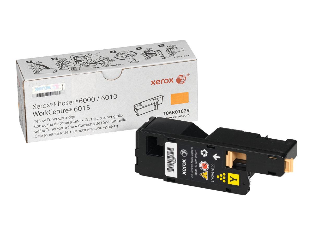 Xerox Phaser 6010 - yellow - original - toner cartridge