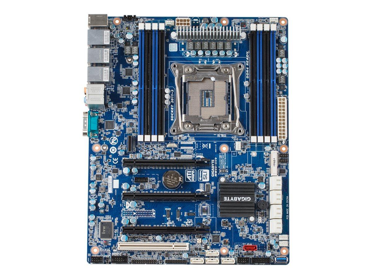 Gigabyte MW50-SV0 - 1.0 - motherboard - ATX - LGA2011-v3 Socket - C612