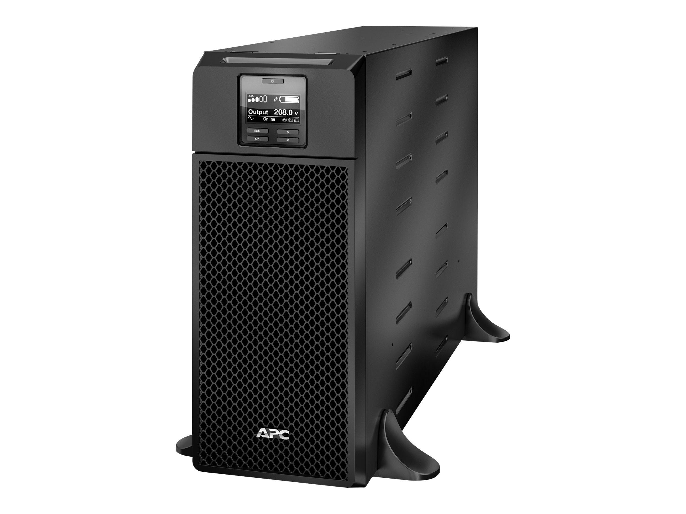 APC Smart-UPS SRT 6000VA - UPS - 6 kW - 6000 VA