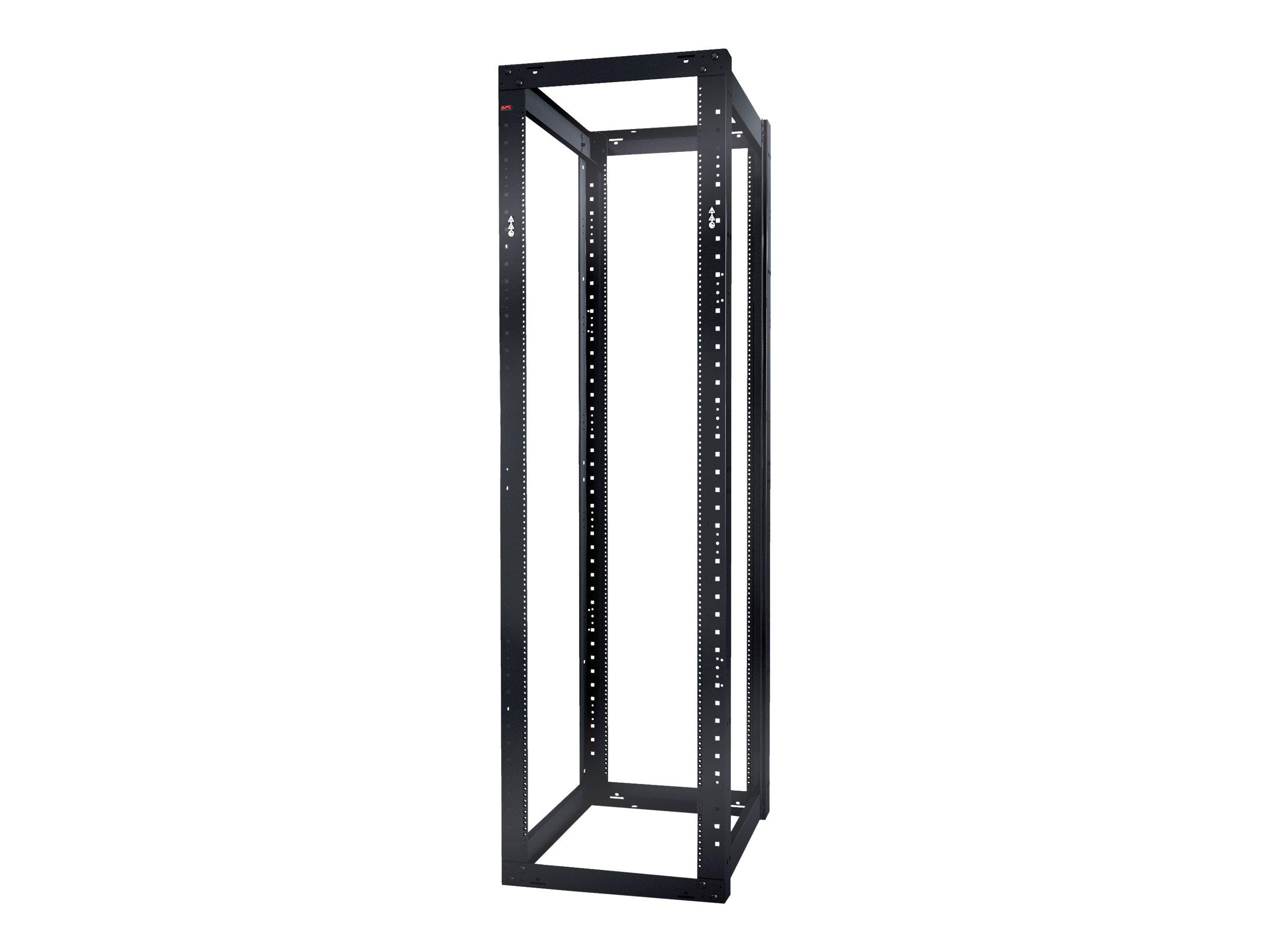 APC NetShelter 4 Post Open Frame Rack rack - 44U