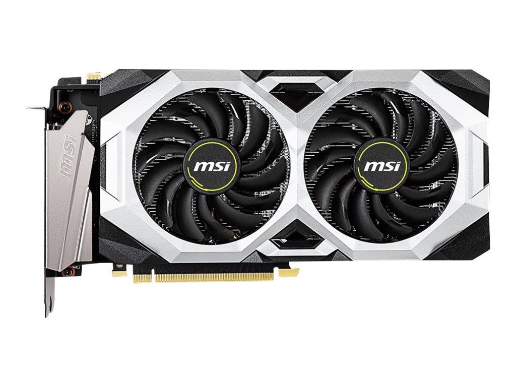 MSI RTX 2070 SUPER VENTUS OC - graphics card - GF RTX 2070 SUPER - 8 GB