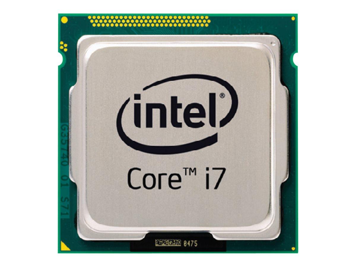 Intel Core i7 3770 / 3.4 GHz processor