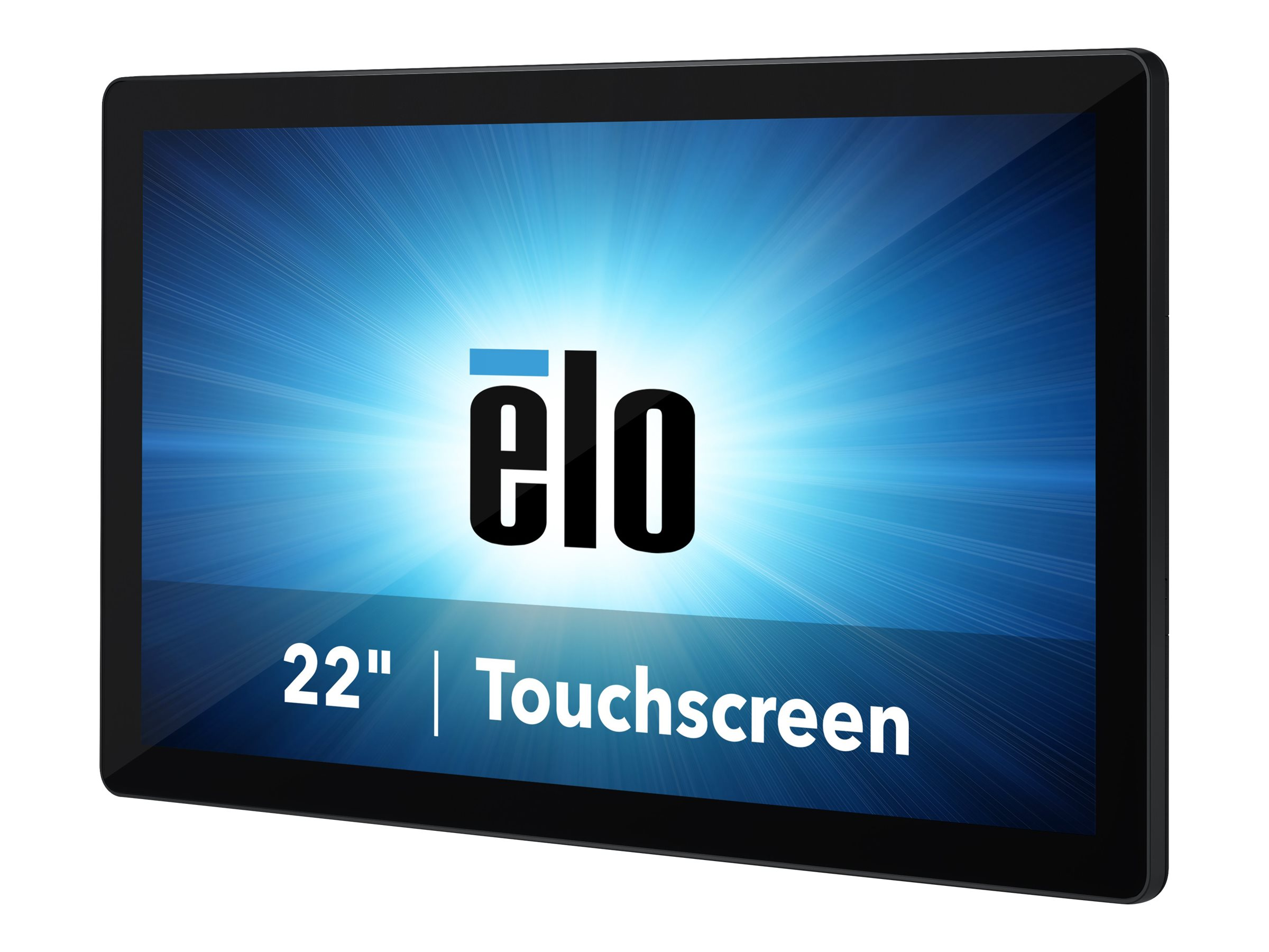 Elo I-Series 2.0 - all-in-one - Celeron J4105 1.5 GHz - 4 GB - SSD 128 GB - LED 21.5