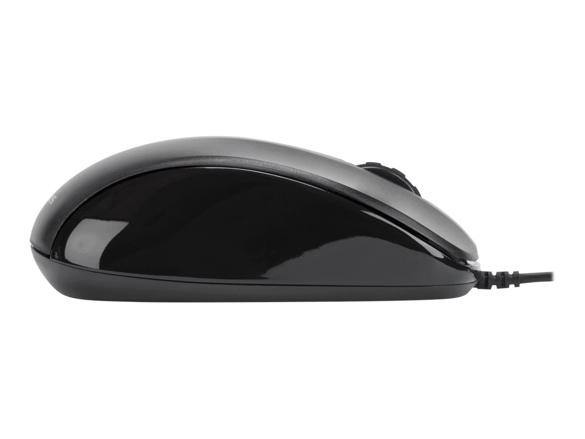 Targus USB Optical Laptop - mouse - USB - matte black