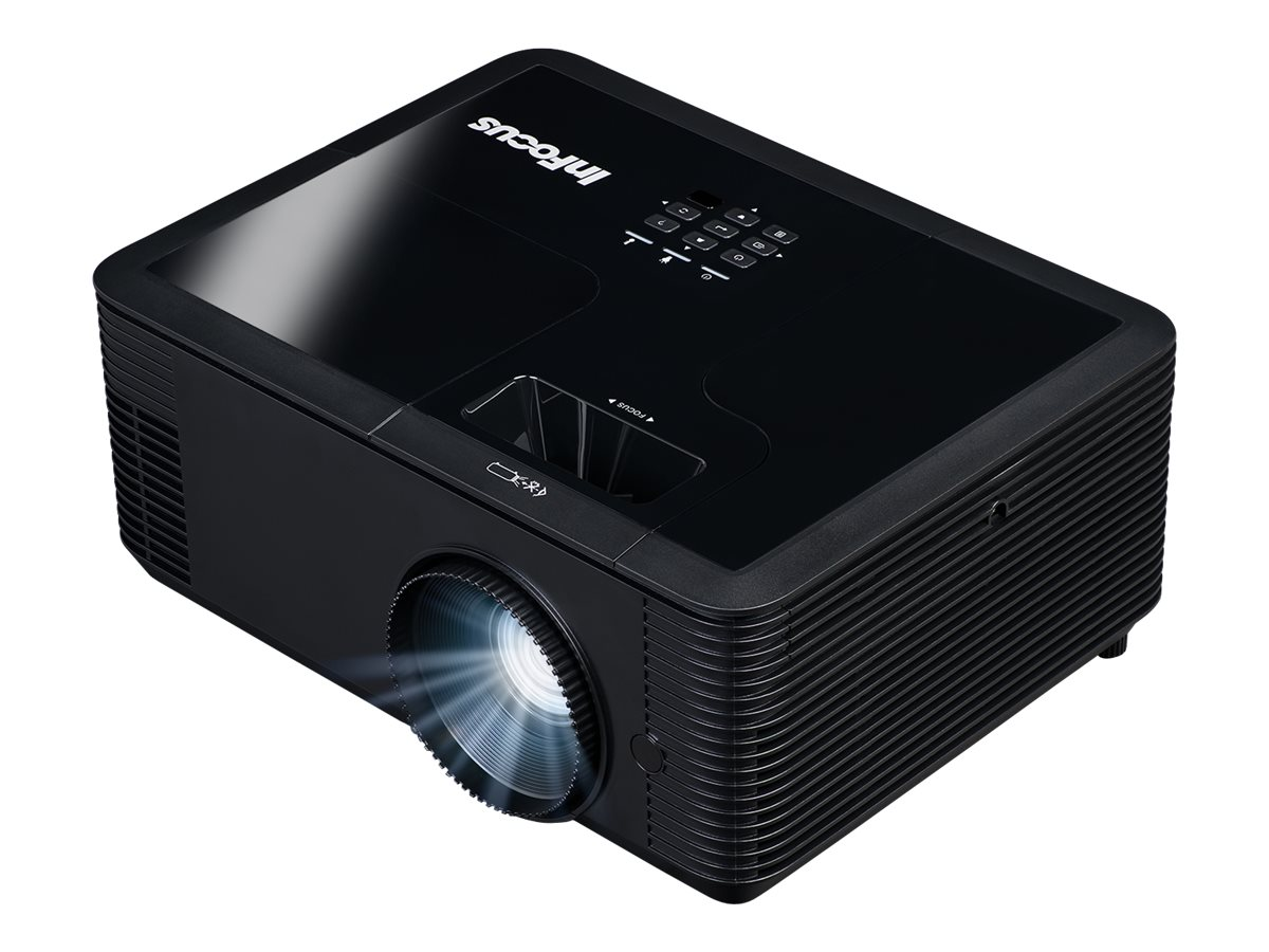 InFocus IN2138HD - DLP projector - 3D