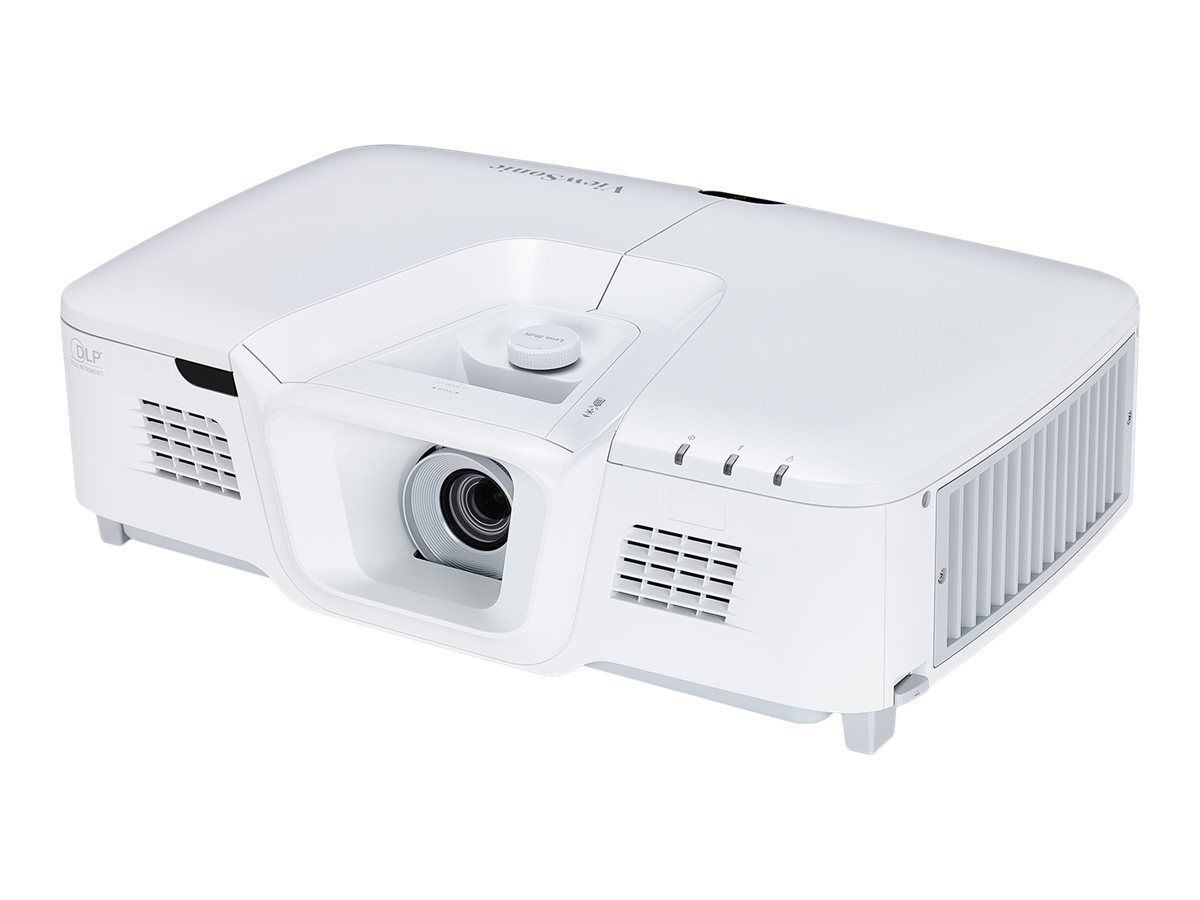ViewSonic PG800W - DLP projector - zoom lens
