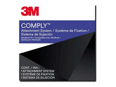 3M Comply Attachment System - Bezel Laptop Type notebook privacy filter