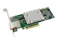 Microchip Adaptec SmartRAID 3154-8e - storage controller (RAID) - SATA 6Gb/s / SAS 12Gb/s - PCIe 3.0 x8
