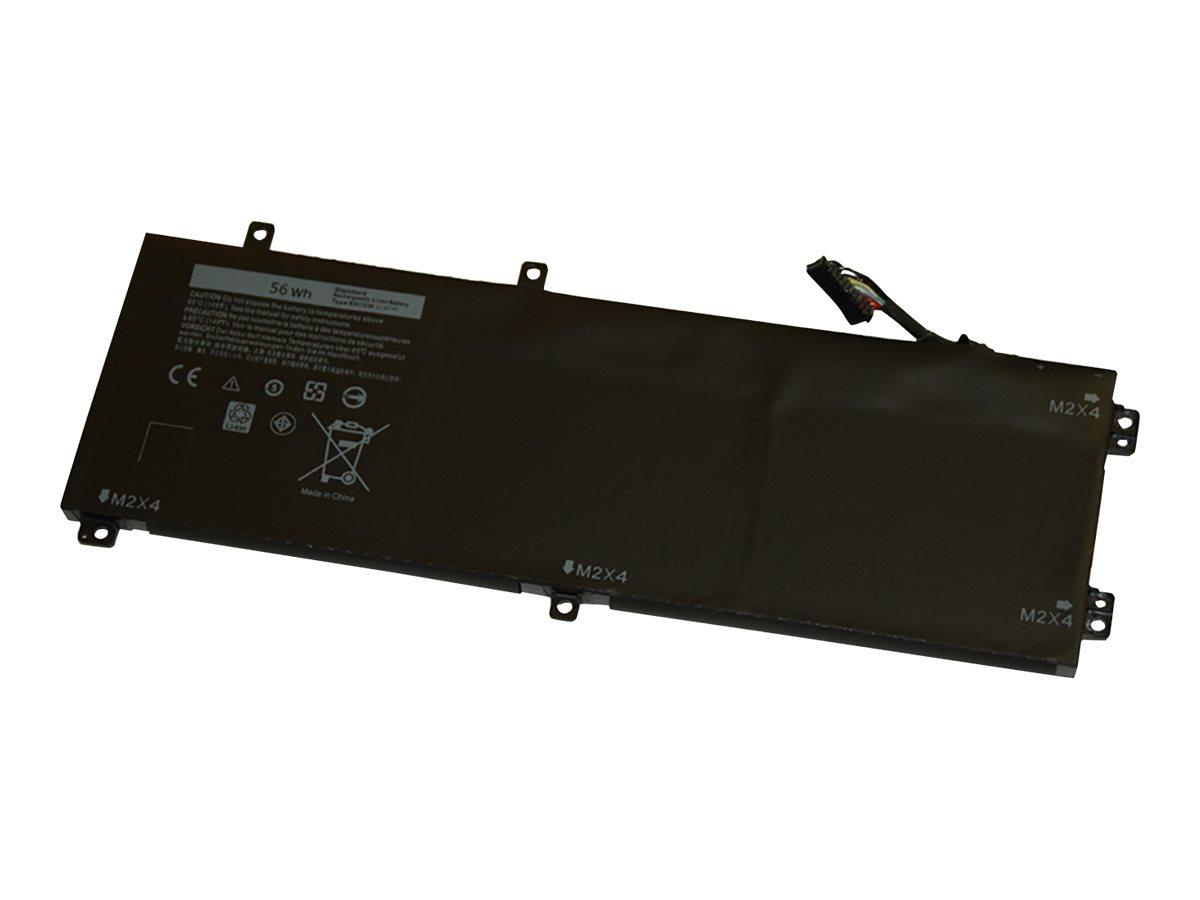 V7 RRCGW-V7 - notebook battery - Li-pol - 4912 mAh