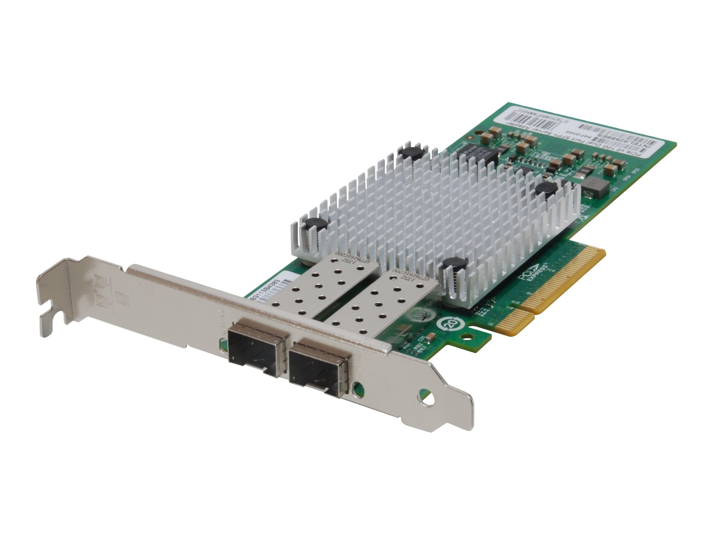 LevelOne GNC-0202 - network adapter - PCIe x8 - 10 Gigabit SFP+ x 2