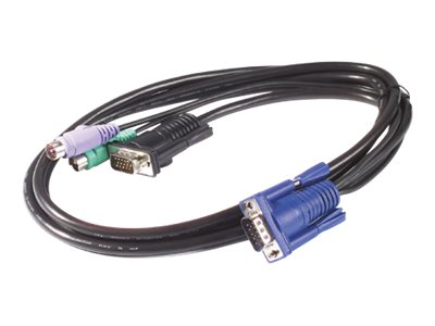 APC keyboard / video / mouse (KVM) cable - 6 ft