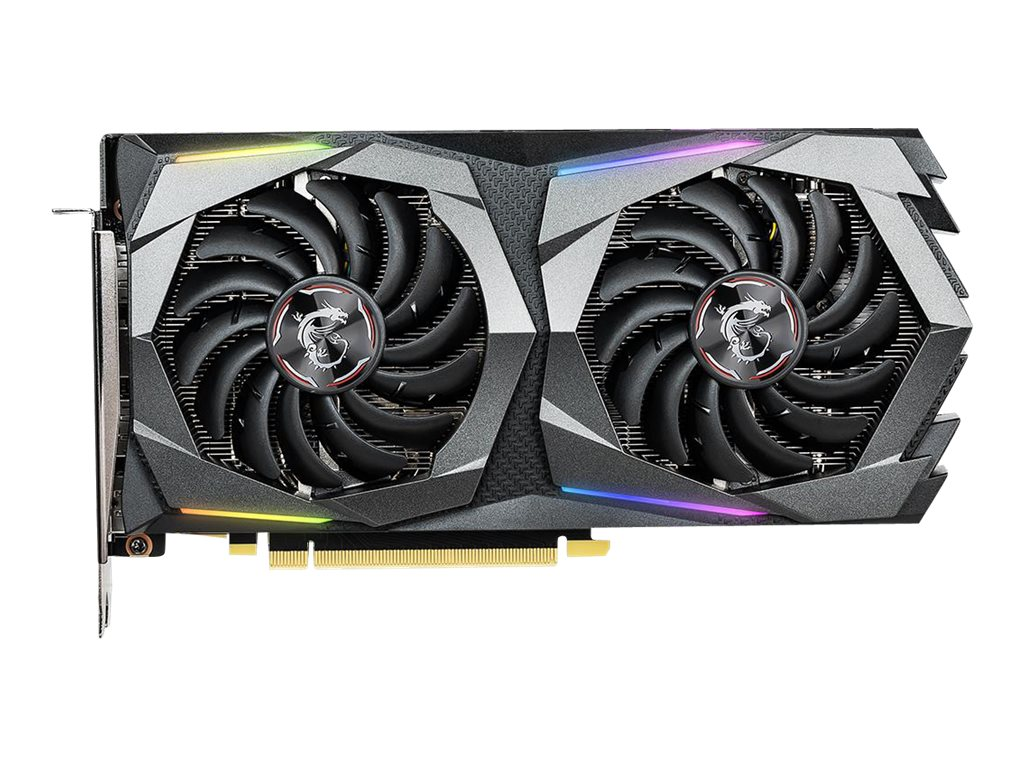 MSI GeForce GTX 1660 SUPER GAMING X - graphics card - GF GTX 1660 SUPER - 6 GB