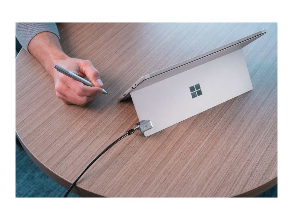 Kensington Keyed Cable Lock for Surface Pro - Master Keyed on Demand - security cable lock