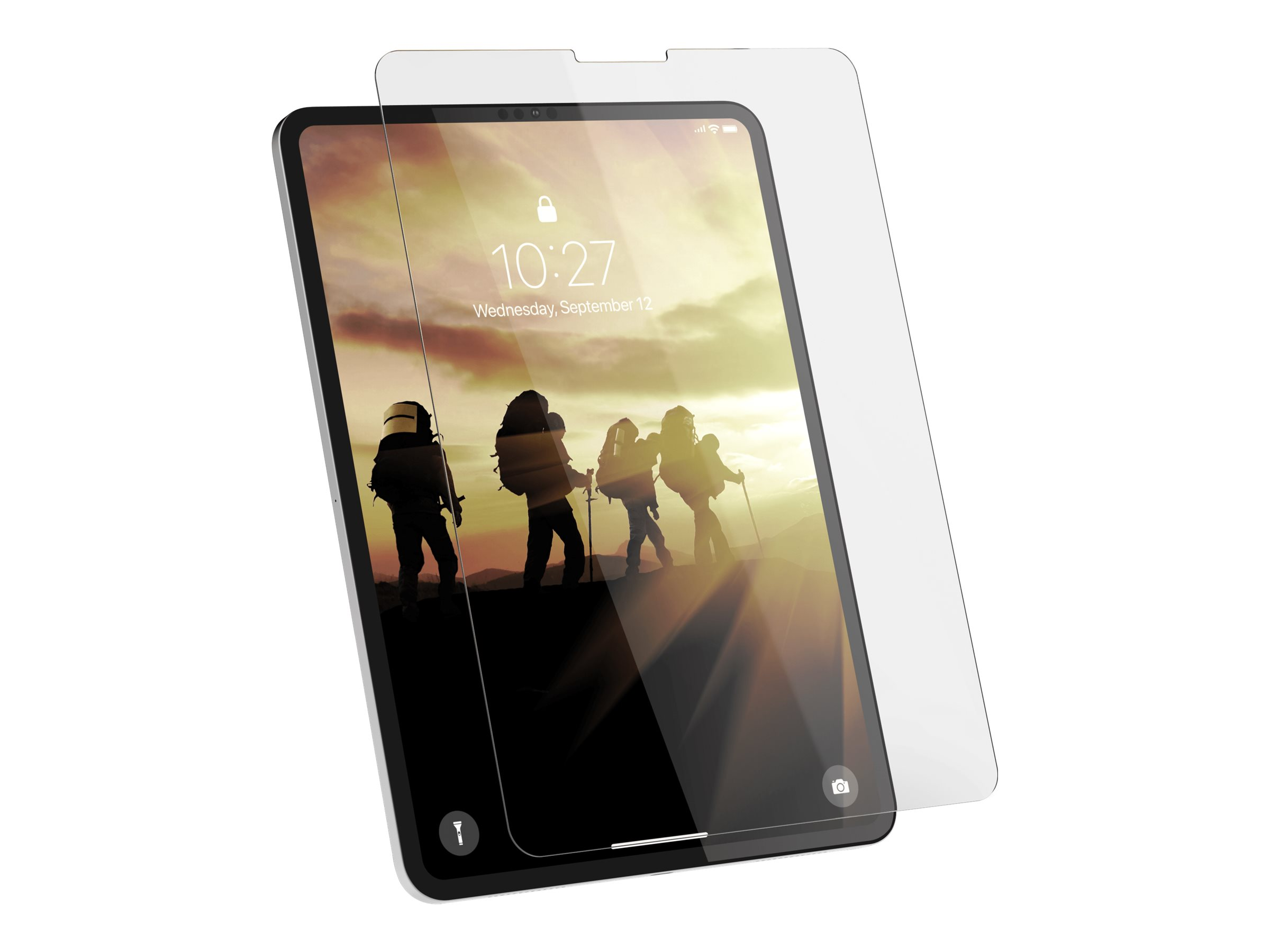 UAG Tempered Glass Screen Shield for iPad Pro 11-inch - screen protector for tablet