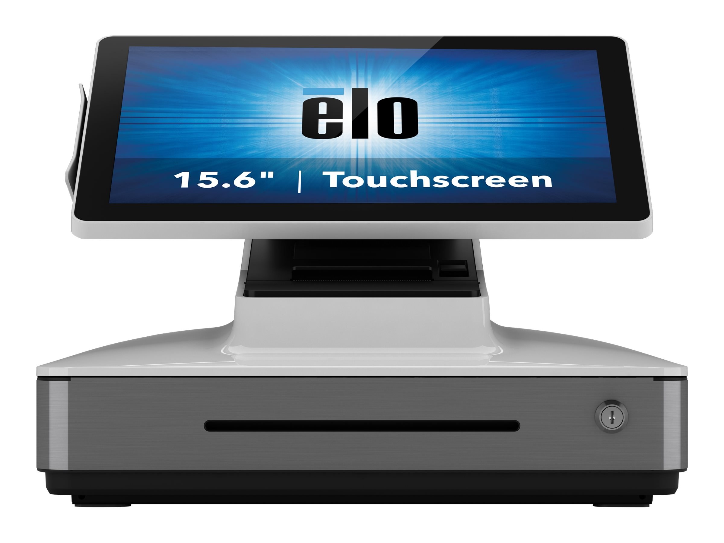 Elo PayPoint Plus - all-in-one - Snapdragon 2 GHz - 3 GB - SSD 32 GB - LED 15.6