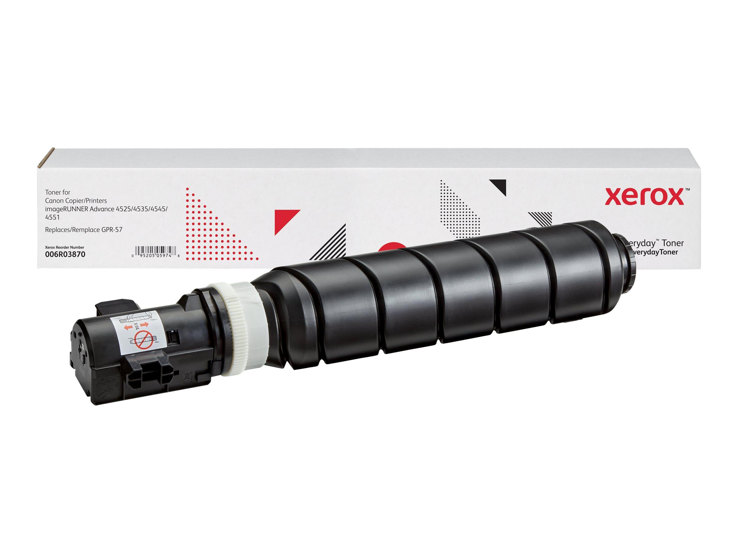 Xerox Everyday - black - toner cartridge (alternative for: Canon 0473C003AA)