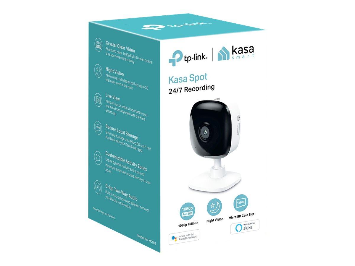 TP-Link Kasa Spot KC105 - network surveillance camera