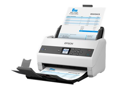 Epson WorkForce DS-970 - document scanner - desktop - USB 3.0
