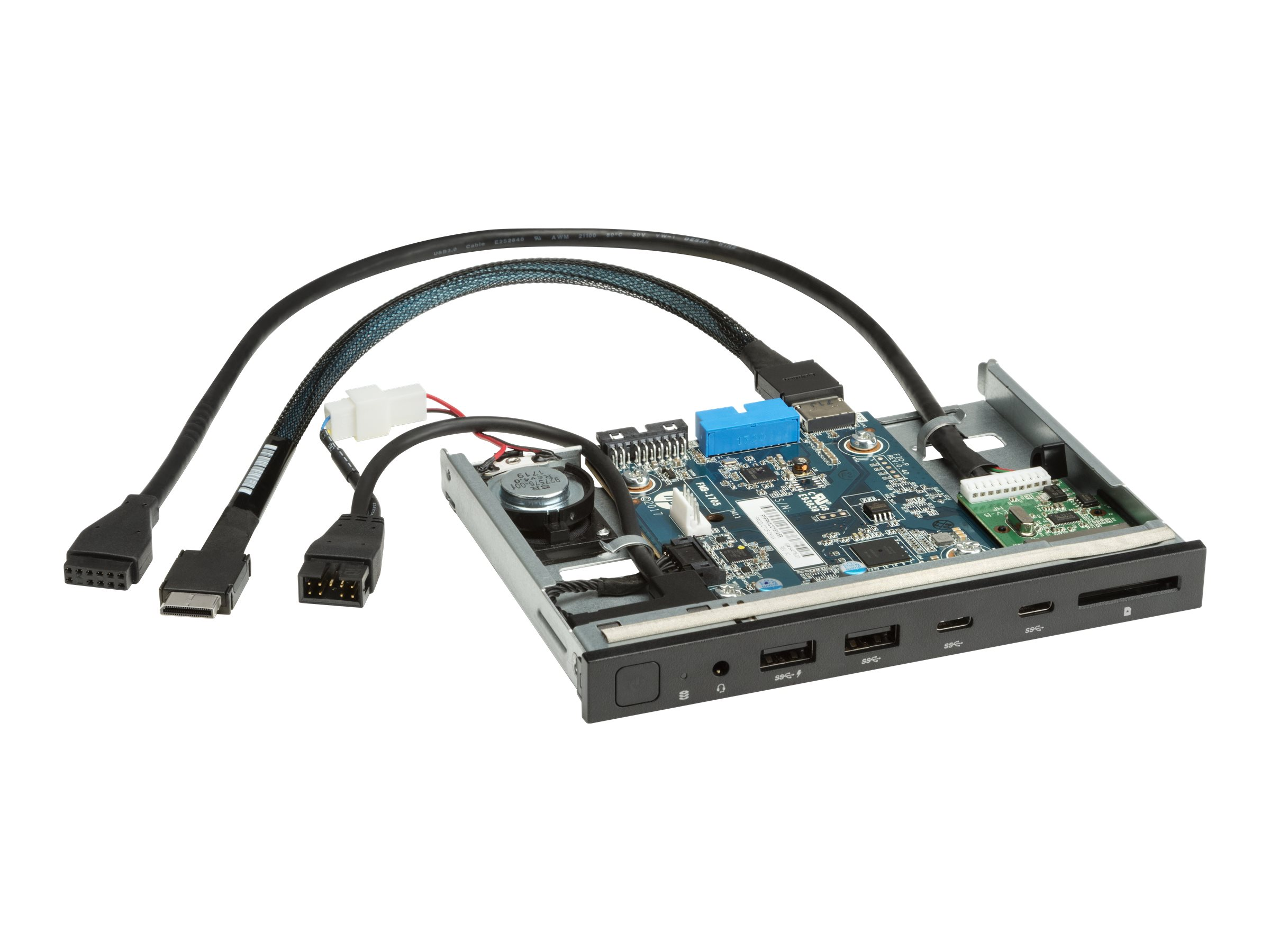 HP Premium Front I/O system input/output panel