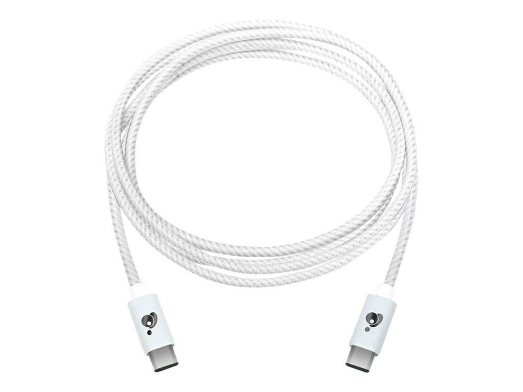 IOGEAR Charge & Sync USB-C cable - USB-C to USB-C - 6.6 ft