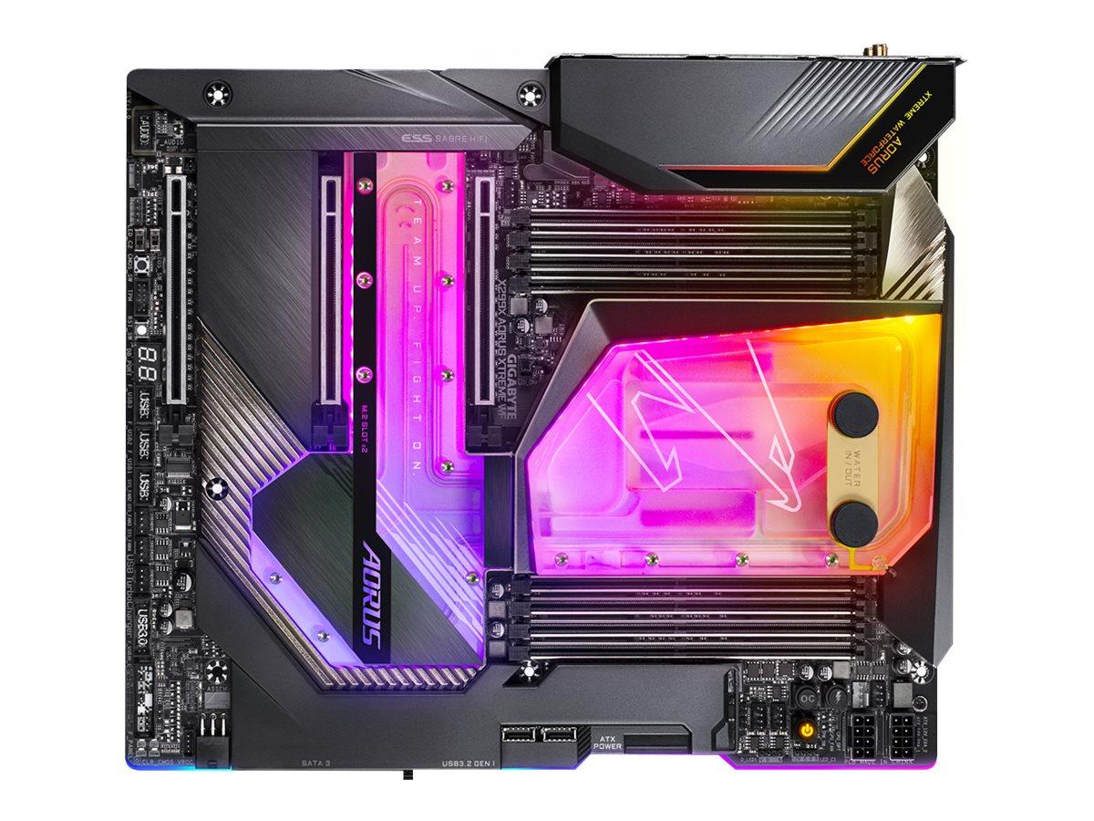 Gigabyte X299X AORUS XTREME WATERFORCE - 1.0 - motherboard - XL-ATX - LGA2066 Socket - X299