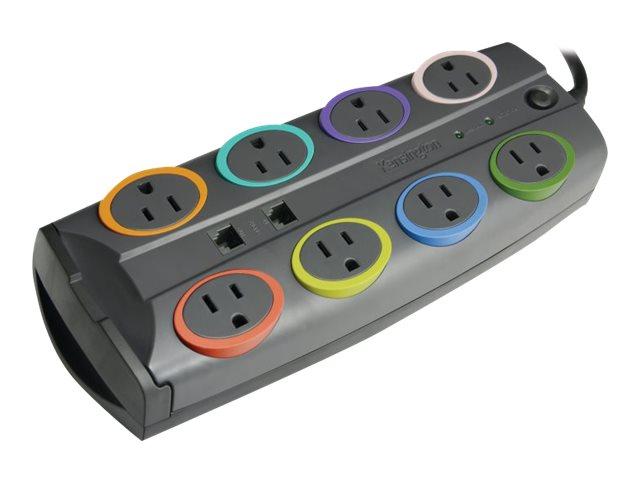 Kensington SmartSockets Premium Adapter - surge protector