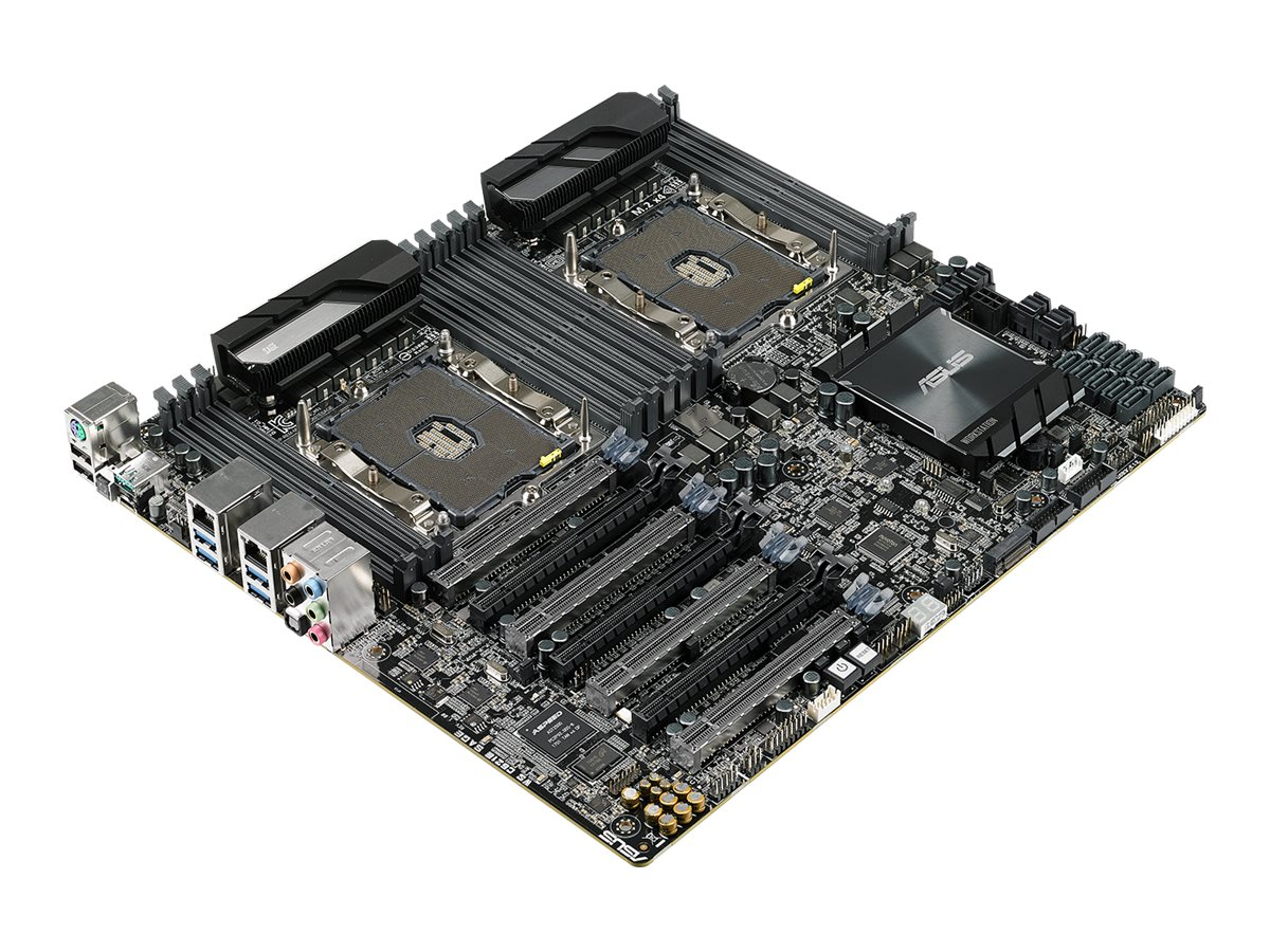 ASUS WS C621E SAGE - motherboard - SSI EEB - Socket P - C621