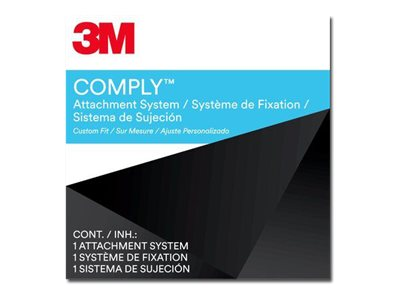 3M Comply Attachment System - Full Screen Universal Laptop Fit notebook privacy filter